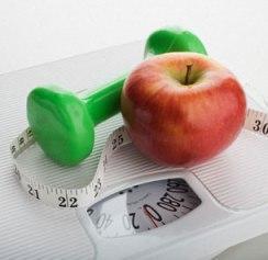 gewicht gezond