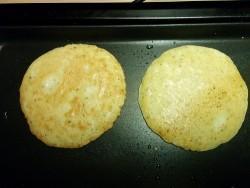 kikkererwten pannenkoek