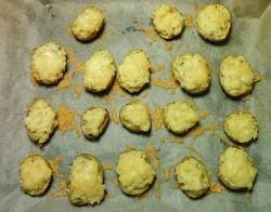 dubbel gebakken aardappelen