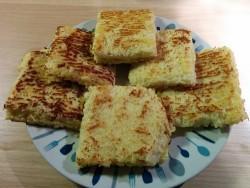 bloemkool tosti